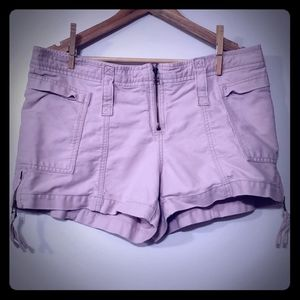American Eagle Oufitters booty shorts pink